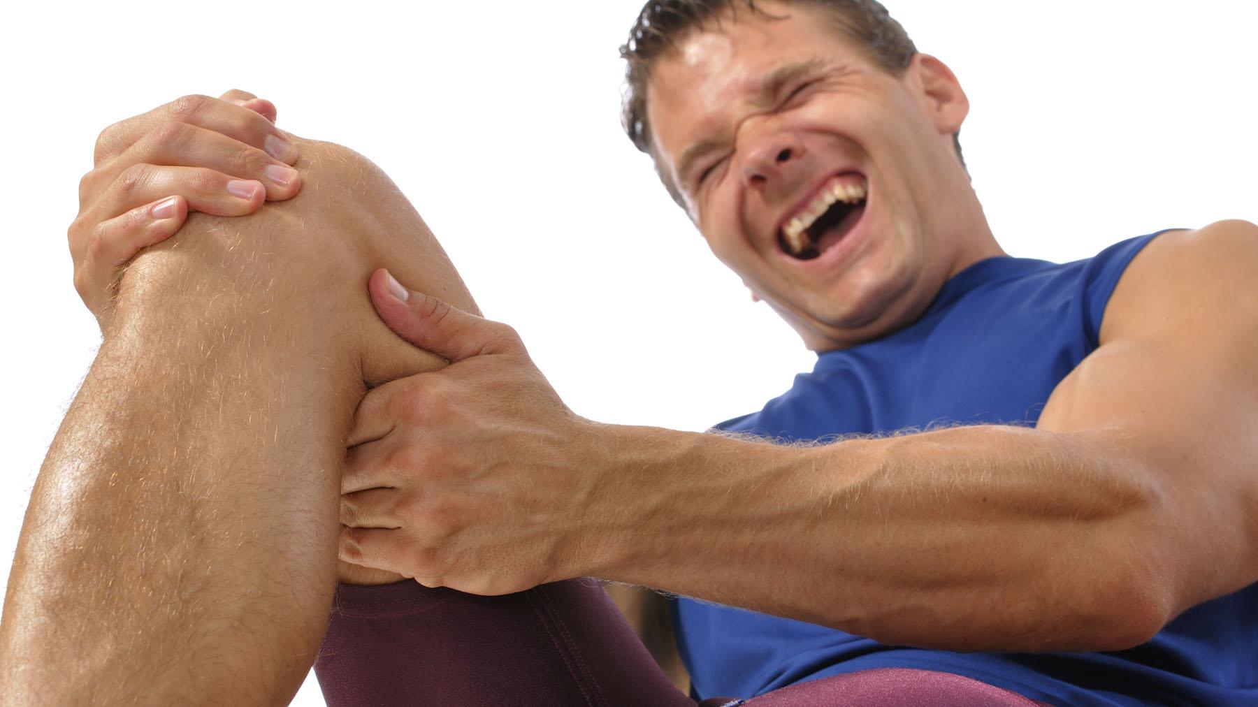 Schmerzen im Knie - was tun? - Laufen.de