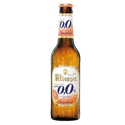 Bitburger Grapefruit 0,0%